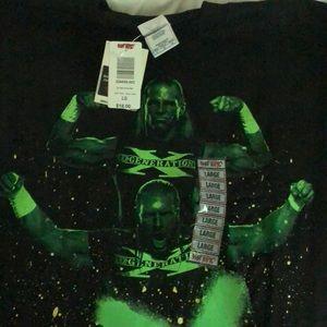 NWT WWE Tshirt